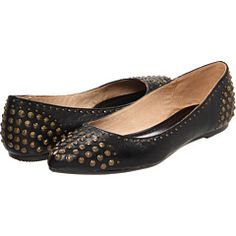 e4bbd955d47f11 Regina Studded Ballet Women s Flat Shoes (Black) - Get this for OFF!