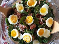 Σαλάτα με σπανάκι, αβοκάντο, αυγό και μήλο φωτογραφία βήματος 7 Ramen, Cooking, Ethnic Recipes, Food, Kitchen, Essen, Meals, Yemek, Brewing