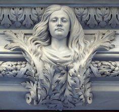 Barcelona - provença 286 c барселона art nouveau architectur Art Nouveau Architecture, Beautiful Architecture, Architecture Details, Belle Epoque, Steinmetz, Jugendstil Design, Art Nouveau Design, Paperclay, Sculpture