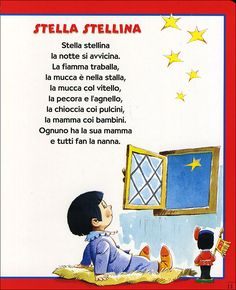 What is there to like when learning a foreign language? Imagine that you are learning the Italian language right at your own living room. Considering the numerous simple methods of learning Italian today, would you rather sit in your Learn To Speak Italian, Learn French, Teaching Kids, Kids Learning, Italian Vocabulary, Italian Lessons, Italian Phrases, Kids Poems, Italian Language