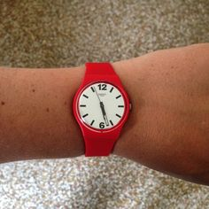 RED PASS #Swatch http://swat.ch/NXK53N