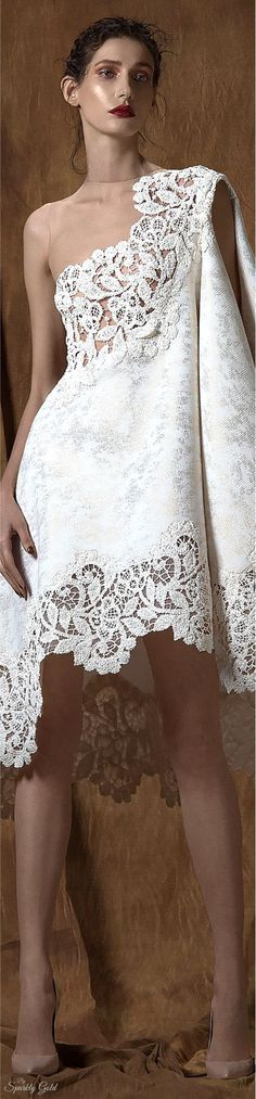 Saiid Kobeisy Spring 2016 Couture