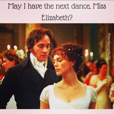 "103 Likes, 2 Comments - Mr Darcy Daily (@mrdarcydaily) on Instagram: ""Why yes you may, Mr. Darcy! ❤️"""