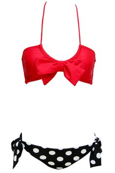 Soak Swimwear - Bow Bandeau