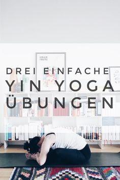 Three Yin Yoga exercises for relaxed autumn evenings - Yoga Fitness Ideas Yin Yoga, Yoga Meditation, Yoga Flow, Ashtanga Yoga, Yoga Poses For Beginners, Workout For Beginners, Yoga Routine, Yoga Inspiration, Yoga Fitness