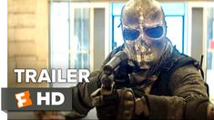 Watch an epic 1st trailer for the Bruce Willis, Dave Bautista bank heist movie #Marauders
