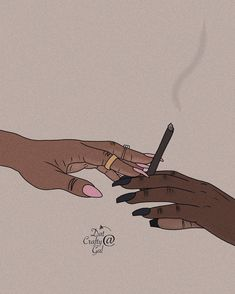 dope art F // missmelanatedt Arte Dope, Dope Art, Black Love Art, Black Girl Art, Trill Art, Marijuana Art, Medical Marijuana, Black Art Pictures, Weed Art