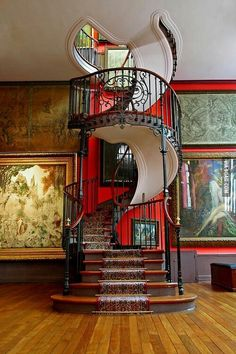 I'll have this staircase, even if it leads to nowhere