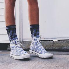 cool socks make my day // ivanarevic + @Connie Hamon Brzowski Hamon Brzowski Anderson