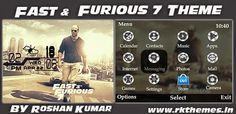 Fast & Furious 7 Live HD Theme For Nokia C3-00, X2-01, Asha 200, 201, 205, 210, 302 & 320×240 Devices ~ Rkthemes   Download Free Themes For Nokia and Android Phones