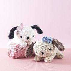 Cheeky Little Puppy Dog Amigurumi Pattern