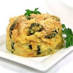 Cheesy Squash and Zucchini Casserole (I thought this turned out well, but I feel pretty neutral about this recipe)