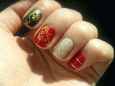 arabesque nails