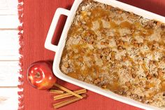 Easy Apple Cinnamon Dump Cake