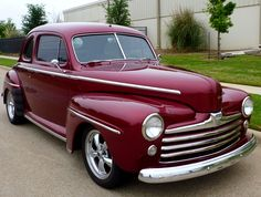 1947 Ford Coupe - $36,800.00 - by StreetRodding.com Buy, Sell, Trade at StreetRodding.com. Classic car, Muscle car, Street Rod