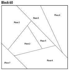 crazy quilt block patterns - Google Search