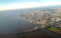 Love flying into Lisbon... ❤️🇵🇹
