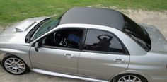 Carbon Fiber Roof . 3M Carbon Fiber by Steel Skinz Graphics . http://www.SteelSkinz.com