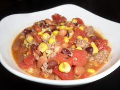 The Journey...: Taco Soup - use gluten free ingredients if needed!