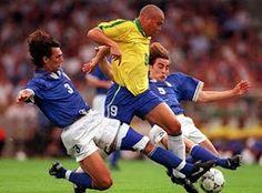 Maldini, Ronaldo, Cannavaro. Legend after legend.