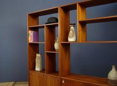 teak room dividers