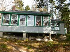 Cabin vacation rental in Steuben, ME, USA from VRBO.com! #vacation #rental #travel #vrbo