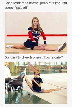 She's not even squaring her hips lol – Source by Related posts:Mackenzie Ziegler though the years on dance moms pyramid, meme quotes Dance. Just Dance, Dance Moms, Dance Photos, Dance Pictures, Stupid Funny Memes, Funny Relatable Memes, Hilarious, Funny Dance Quotes, Ballet Quotes