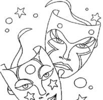 Holiday coloring pages and Seasonal coloring pages. Coloring pages for kids. Thousands of free printable coloring pages for kids! Birthday Coloring Pages, Valentine Coloring Pages, Coloring Pages To Print, Printable Coloring Pages, Colouring Pages, Coloring Books, Free Adult Coloring, Coloring Pages For Kids, Clown Maske