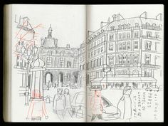 Sketch 2013 by Studio-Takeuma , via Behance
