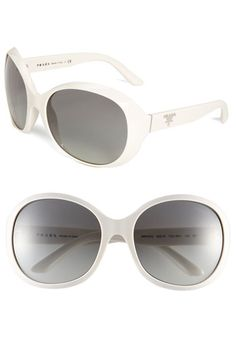 f7384b13bc Prada 60mm Retro Sunglasses