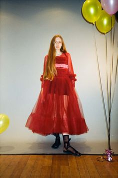 SS15 Collection - Molly Goddard