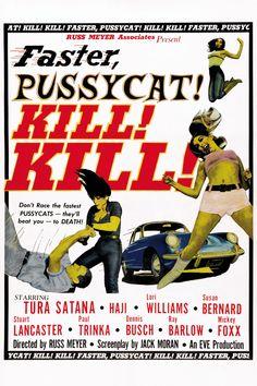 Watch Faster, Pussycat! Kill! Kill! Full-Movie