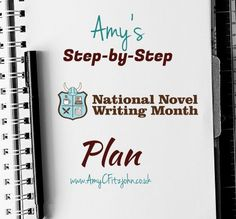 If you're doing NaNoWriMo, check out these tips and a FREE downloadable 1-page novel plan