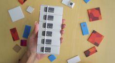 Mes DroldiDs: Le projet ARA: à la découverte du smartphone modulaire de Google