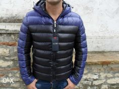 Winter Jackets, Mens Fashion, Stuff To Buy, Coats, Purple, Clothes, Winter Coats, Man Fashion, Moda Masculina