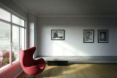 appartment in paris...  So soft shadows ..
