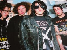 My Chemical Romance Magazine Cutting Full Page Photo Ref SB3 | eBay