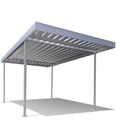 Stratco Frontier Carport, Verandah and Patio System