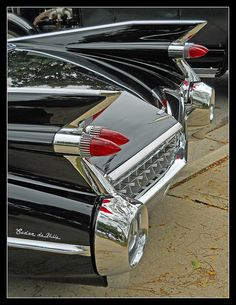 1959 Cadillac fins | repinned by www.BlickeDeeler.de | Follow us on www.facebook.com/BlickeDeeler.de  --> Attract your car FASTER, CLICK ON THE PIC