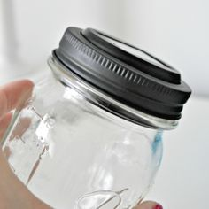 An easy tutorial on how to turn a mason jar into a solar light. They make a great accessory to any outdoor space.
