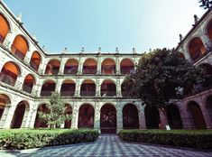 Destinos Turisticos en México | ANTIGUO COLEGIO DE SAN ILDEFONSO  http://www.wdestinos.com/destinos-turisticos/1913/antiguo-colegio-de-san-ildefonso