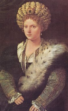 Image detail for -... family: Dresses, brooches and hair: approaching Renaissance fashion