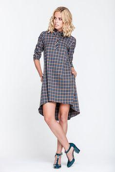 6 причин иметь в своем гардеробе платье-рубашку (30 фото) — В РИТМІ ЖИТТЯ