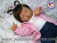 Reborn Doll Sofia by Pedacinho de Gente