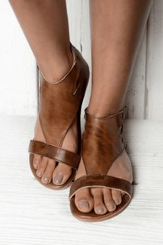 4324af1c6936 Bed Stu Soto Sandals - Tan Rustic - SOTO is a must have for your Spring