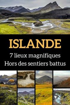 What to see in Iceland off the beaten path? Here, in photos, 7 exceptional places for those who feel to go on an adventure. *** Travel Iceland – Iceland Travel – Iceland Landscape – What to do in Iceland – Iceland summer *** Travel Pictures, Travel Photos, Iceland Landscape, Travel Tags, Voyage Europe, Destination Voyage, Photos Voyages, Iceland Travel, Europe Destinations