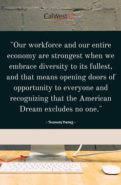 #Education is a door of #opportunity that should be open for everyone! #diversity