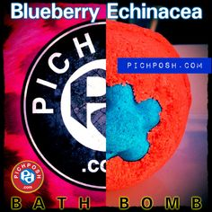Check out our new PICHPOSH.com Bath Bomb - Blueberry Echinacea - Unexpected Sweet Bouquet both fresh & intoxicating . While bathing add one or more Bath Bombs to your Bath & discover the PICHPOSH.com Experience. Visit PICHPOSH.com  Shop here: http://www.pichposh.com/securestore/c148229p9558924.2.html #blueberry #echinacea #bathbomb #bathbombs #red #blue #fun #summer #bathandbody #cool #design #graphicdesign #artistic #shopping #beautiful #cute #regina #sasktechewan #pichposh