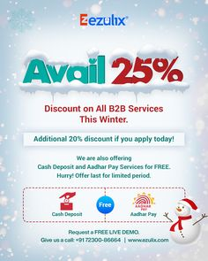Ezulix is presenting the biggest sale of this winter season with free add-on services. Web Application Development, Mobile Application, Design Development, Software Development, Business Software, Free Add, Winter Season, Portal, Web Design