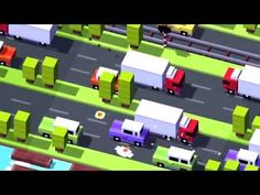 Crossy Road - like Frogger, but with voxels!